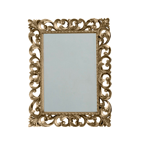 Hermitage Mirror Gold - Parisi